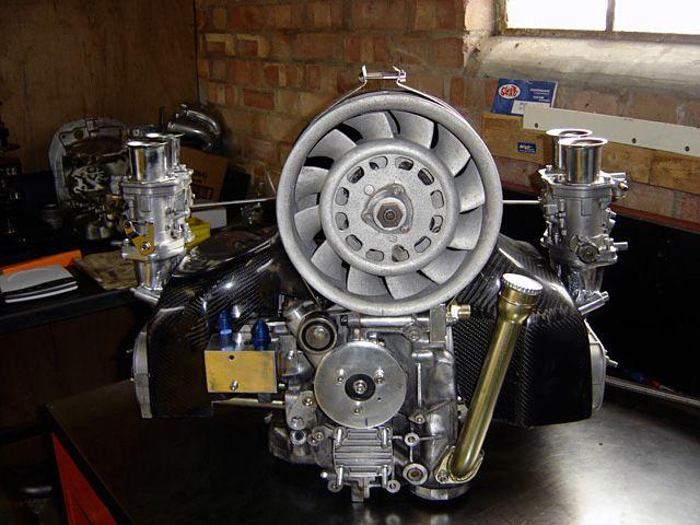 type 4 porsche fan conversion by LA performance | VW | Vw