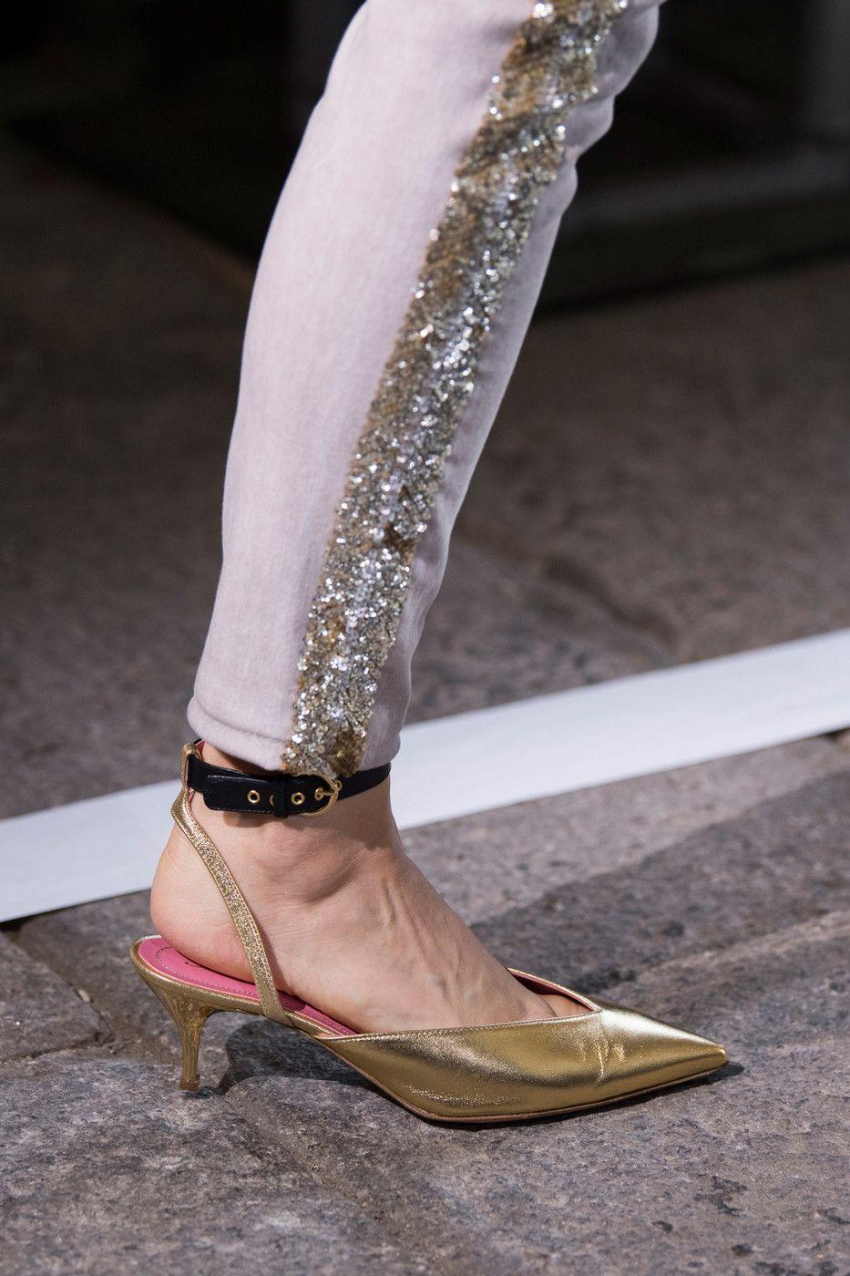 2019 de Moda la Semana la Milán Blumarine Nelzapatos de Primavera en f6gy7b