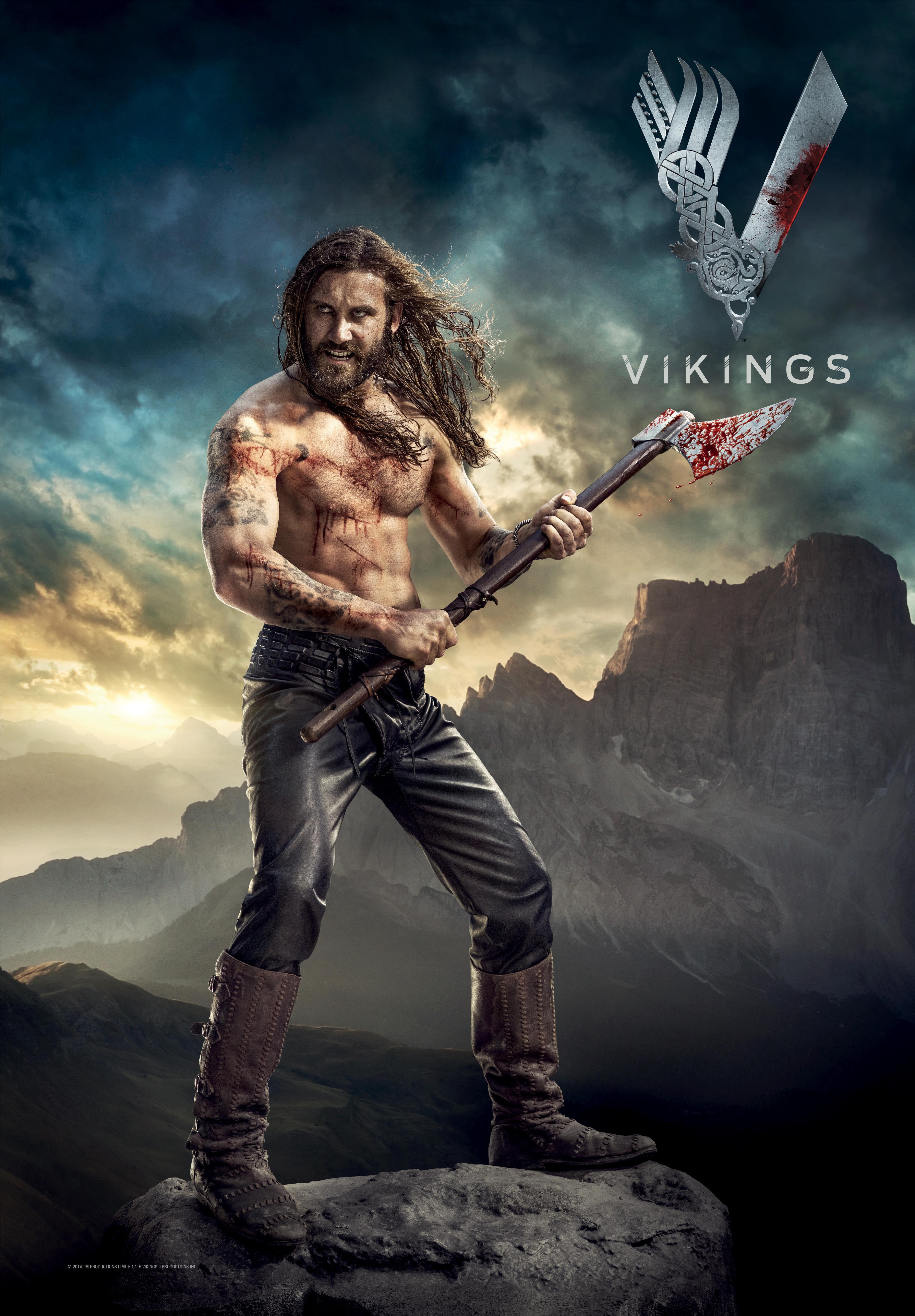 Pin by Pauline Lopez on Vikings | Vikings tv, Vikings tv series