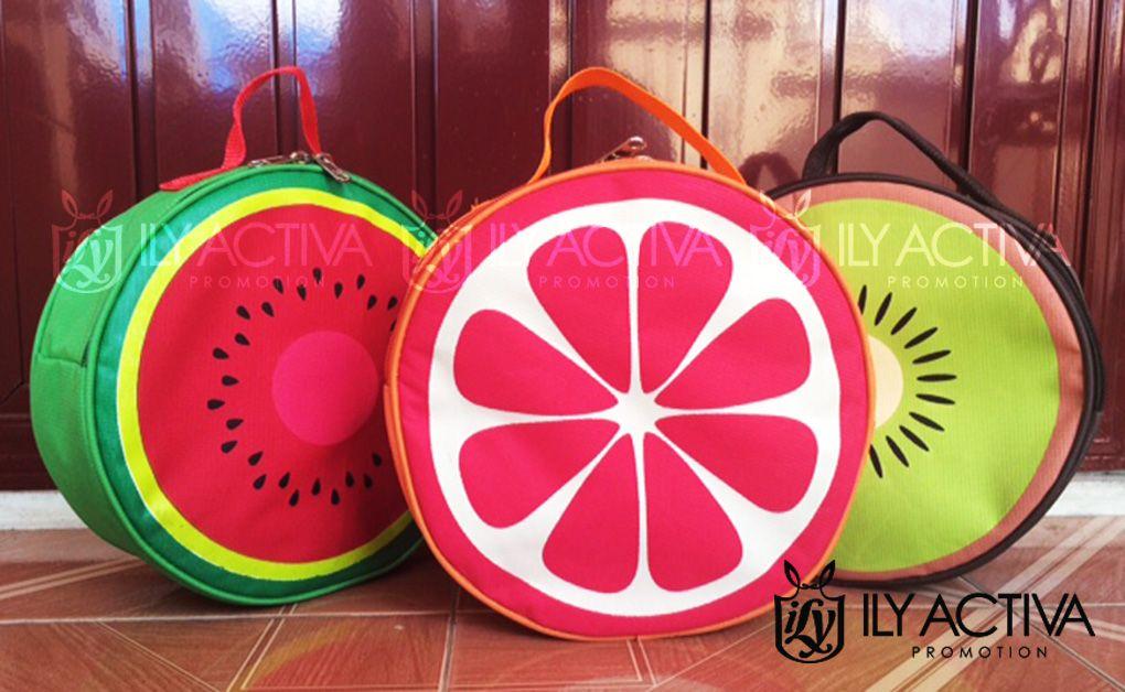 Fruit Mini Lunchbag -- Pesanan Bu Hana, Jakarta