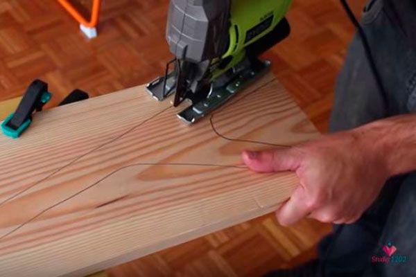 DIY: Aprenda a fazer a linda mesa de apoio Lyra e decore sua casa