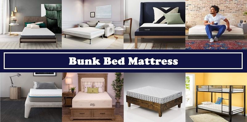 The 7 Best Bunk Bed Mattresses 2020 Reviews And Buying Guide In 2020 Bunk Bed Mattress Cool Bunk Beds Bunk Beds