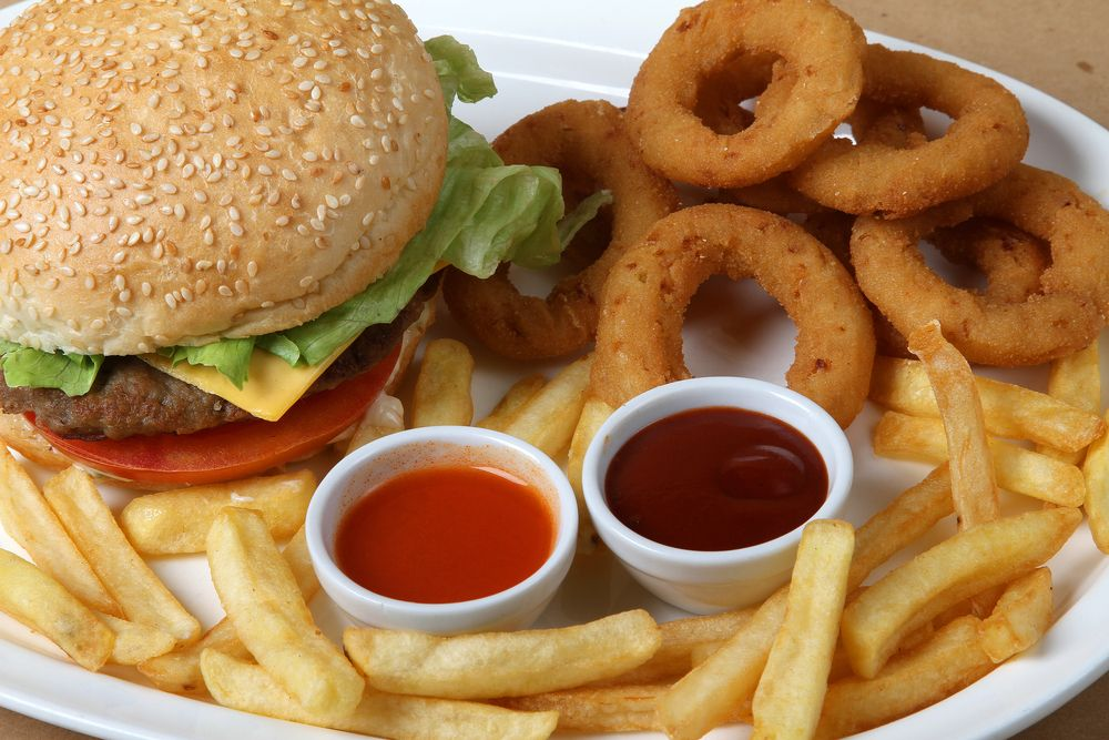 6 Fast Food Items That Really AREN'T Healthy For You ...