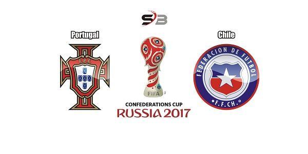 Prediksi Bola Portugal vs Chile 29 Juni 2017 | Chile, Fifa