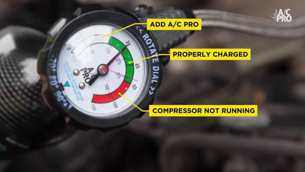 How to Use AC Pro (With images) Being used, Low pressure