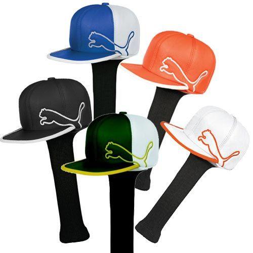Puma Limited Edition Monoline Cap Headcovers. I have the orange ... 92bcfddb10a6