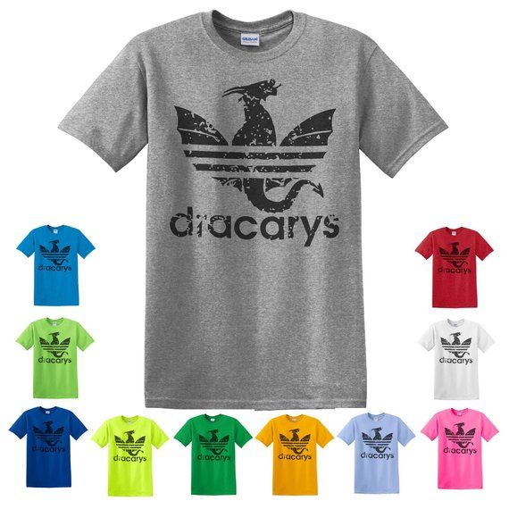 c84c2623 Dracarys T-Shirt Our t-shirts are really soft. Double-needle hemmed ...
