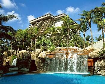 Waterfall Pools At The World S Best Hotels Fairmont Acapulco Princess Mexico Awesome Beach And