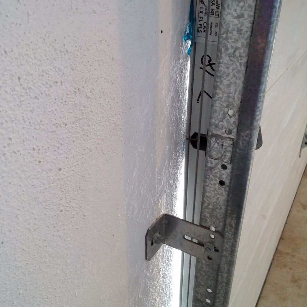 I Want To Seal The Sides Of Garage Door To Keep Dirt Out Diy Garage Door Garage Doors Garage Door Maintenance