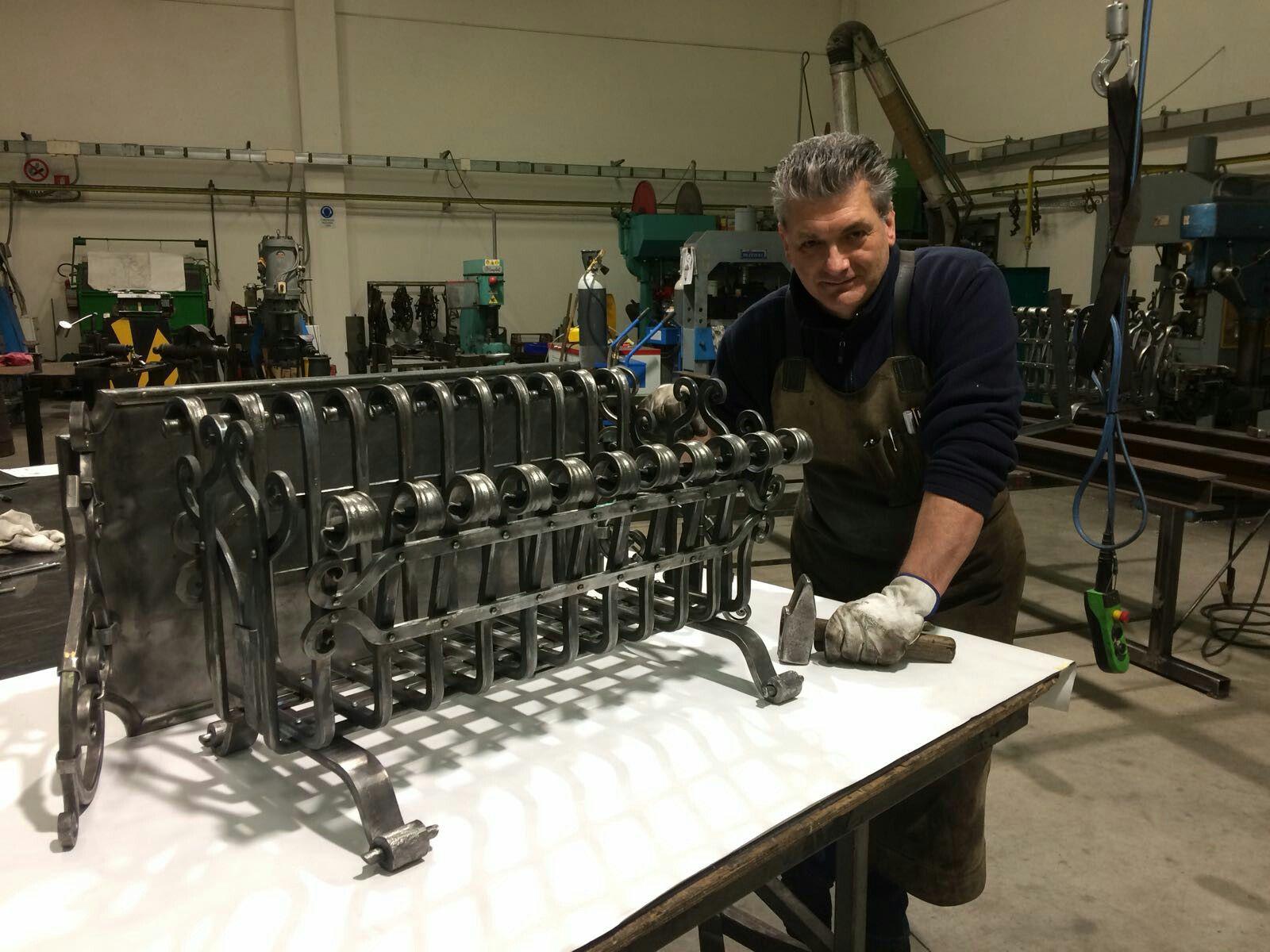 www.alessandrozanini.eu Iron work, Metal words,