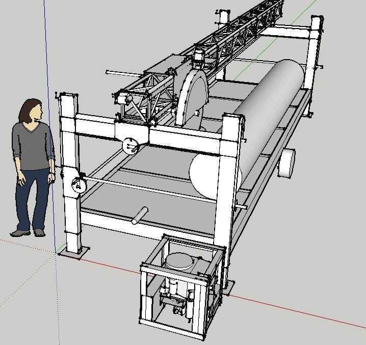 Swing blade sawmill plans google zoeken projecten om for Log swing plans