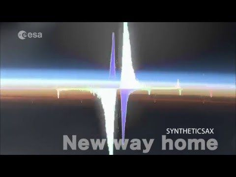 Syntheticsax - New Way Home