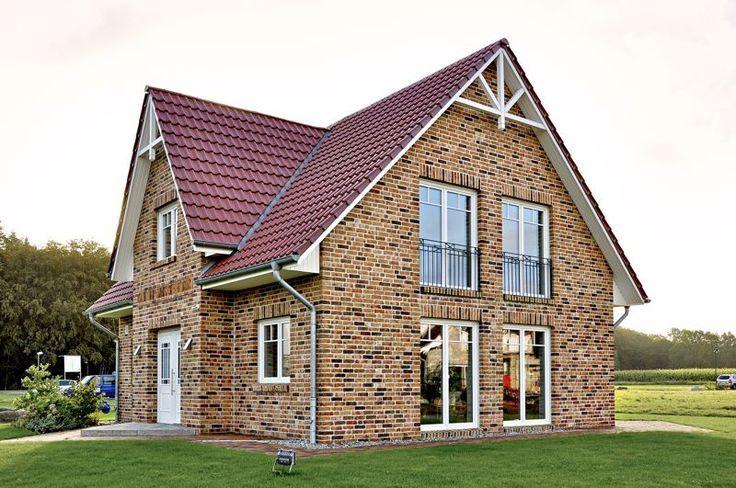 gebautes Friesenhaus mit 129,89 qm Wohnfläche Haus