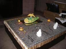 Belcastro's Edible Art - Fruit and Vegetable Sculpture
