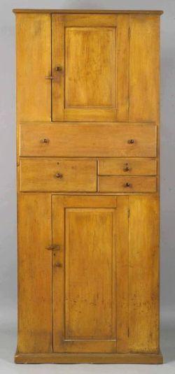 Prim cupboard cabinets cupboards mobilier de salon mobilier style shaker - Meuble shaker ...
