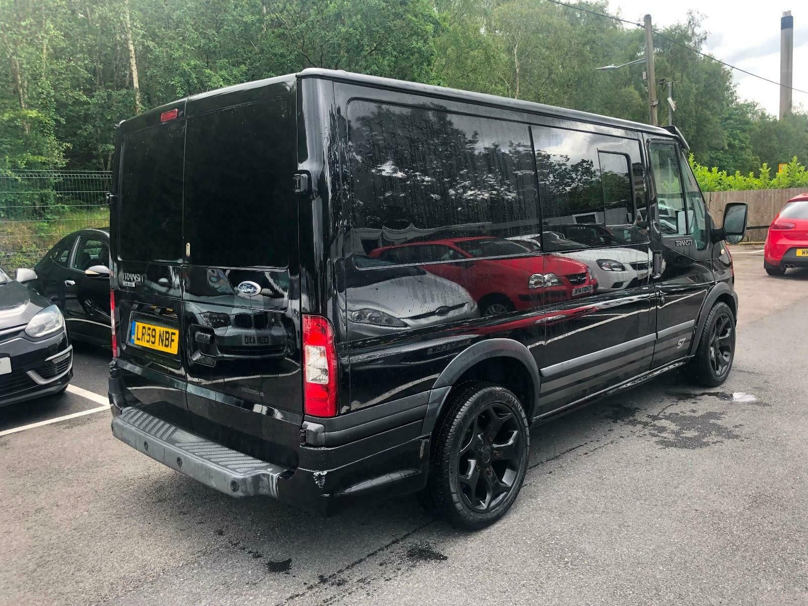 2009 59 Ford Transit 2 2tdci 115ps 280s Low Roof Swb Trend Crew