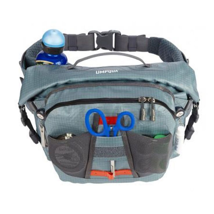 Drop A Gear And Disappear Sport Waist Bag Fanny Pack Adjustable For Travel
