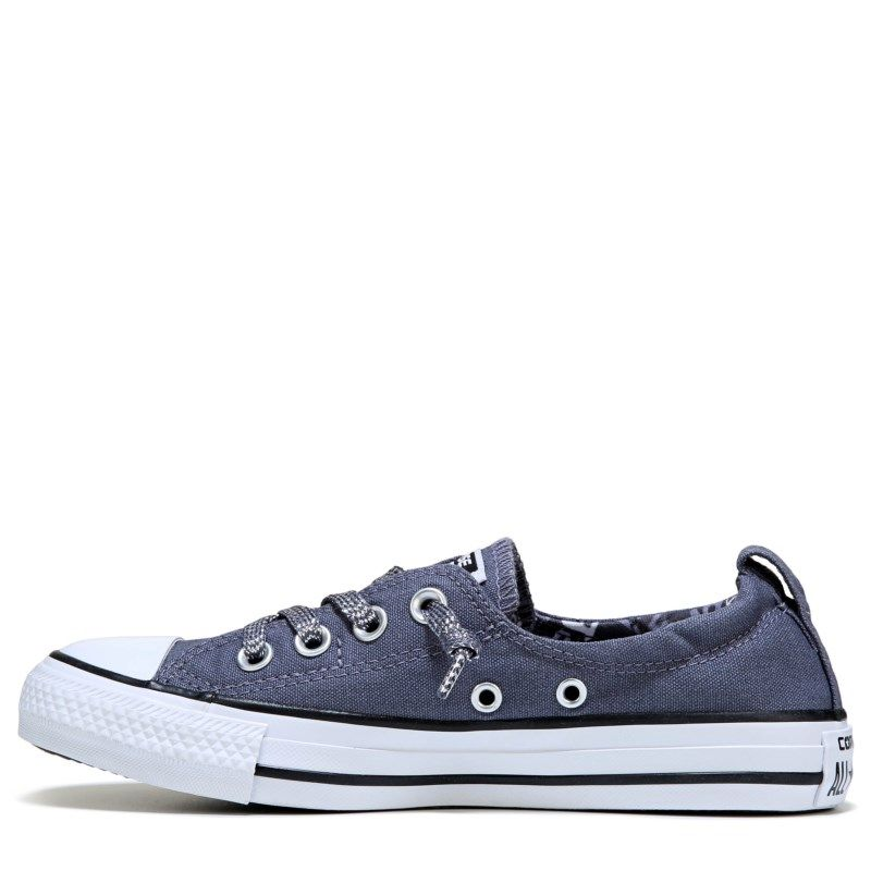 ddb934724b1c Converse Women s Chuck Taylor All Star Shoreline Low Top Sneakers (Light  Carbon White)