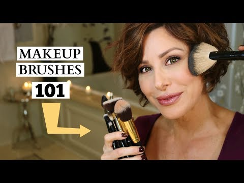 makeup brushes 101 everything you need to know  youtube