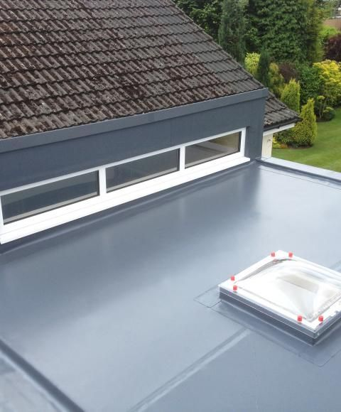 Roof Assured Raising Flat Roofing Standards My House Plans Single Ply Roofing Flat Roof Extension