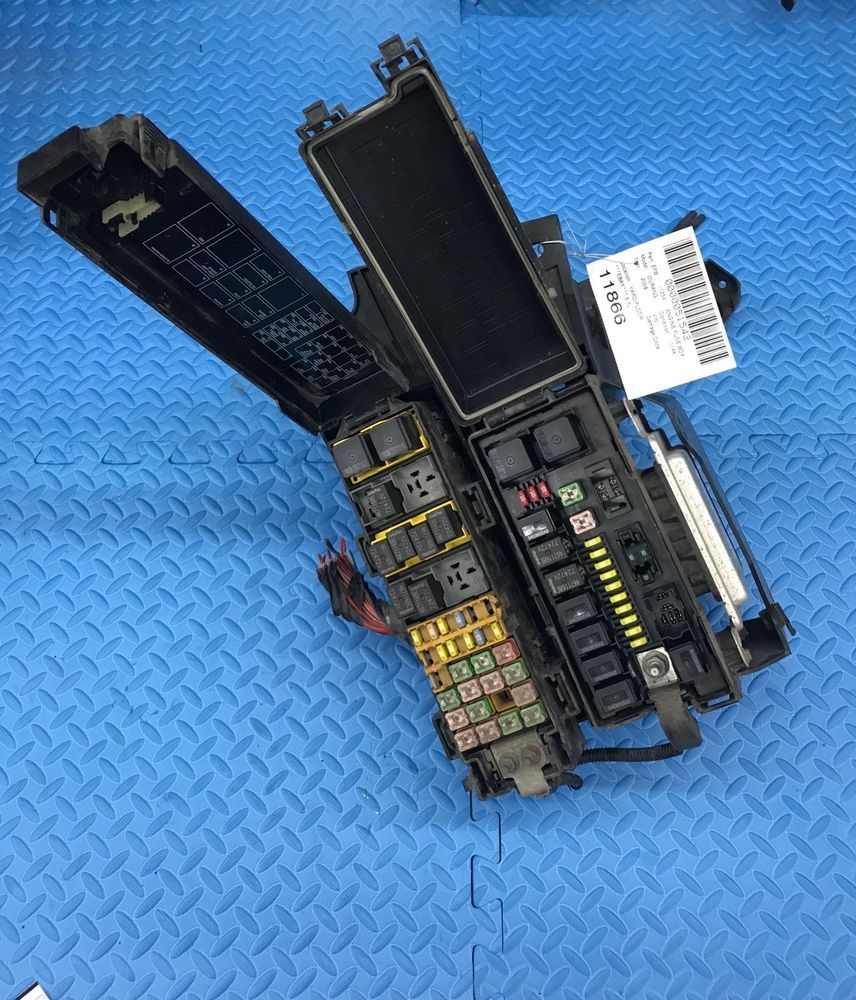 hight resolution of mopar dodge durango part tipm multi function power module fuse box p04692187ac mopar