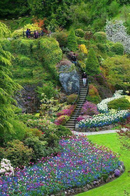 Pin de Doris Green en Springtime fancies,Easter Pinterest - paisajes jardines