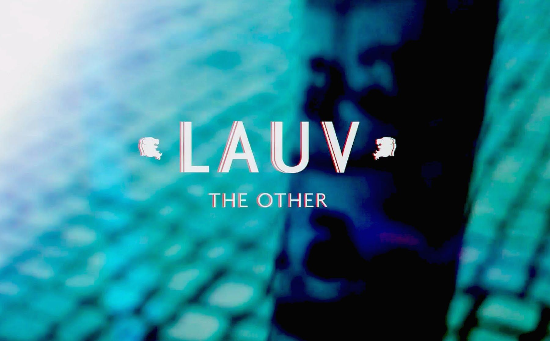 Lauv The Other (Official Lyric Video) Music love, Best