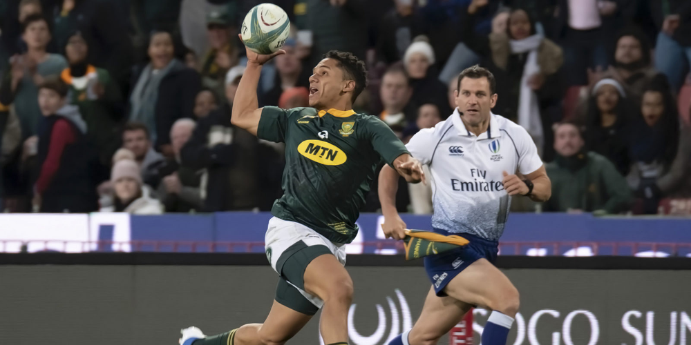 127 7k Likes 2 255 Comments Rugby World Cup 2019 Rugbyworldcup On Instagram South Afri Springboks Rugby South Africa Rugby World Cup South Africa Rugby