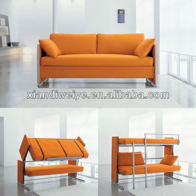 Buy Bunk Bed Sofa Popular Style In China On Alibaba.com