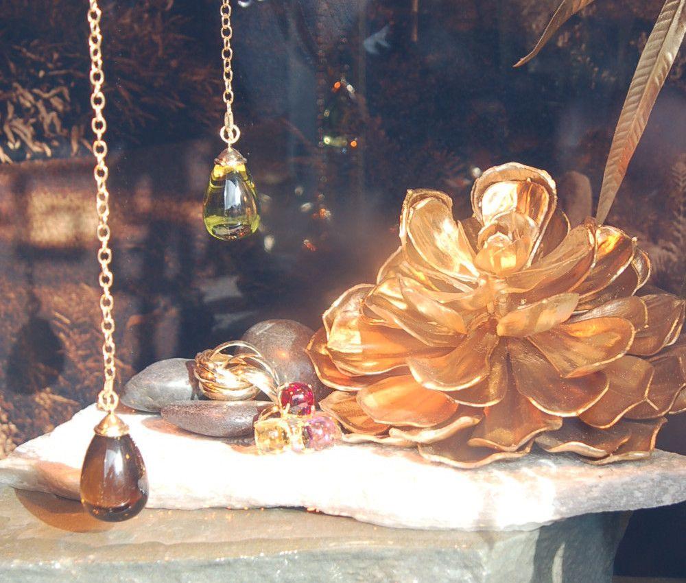 Tiffany's showcase