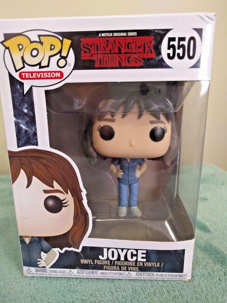 d88935282ad Stranger Things Joyce in Work Uniform Pop! Vinyl Figure Funko  550 ...