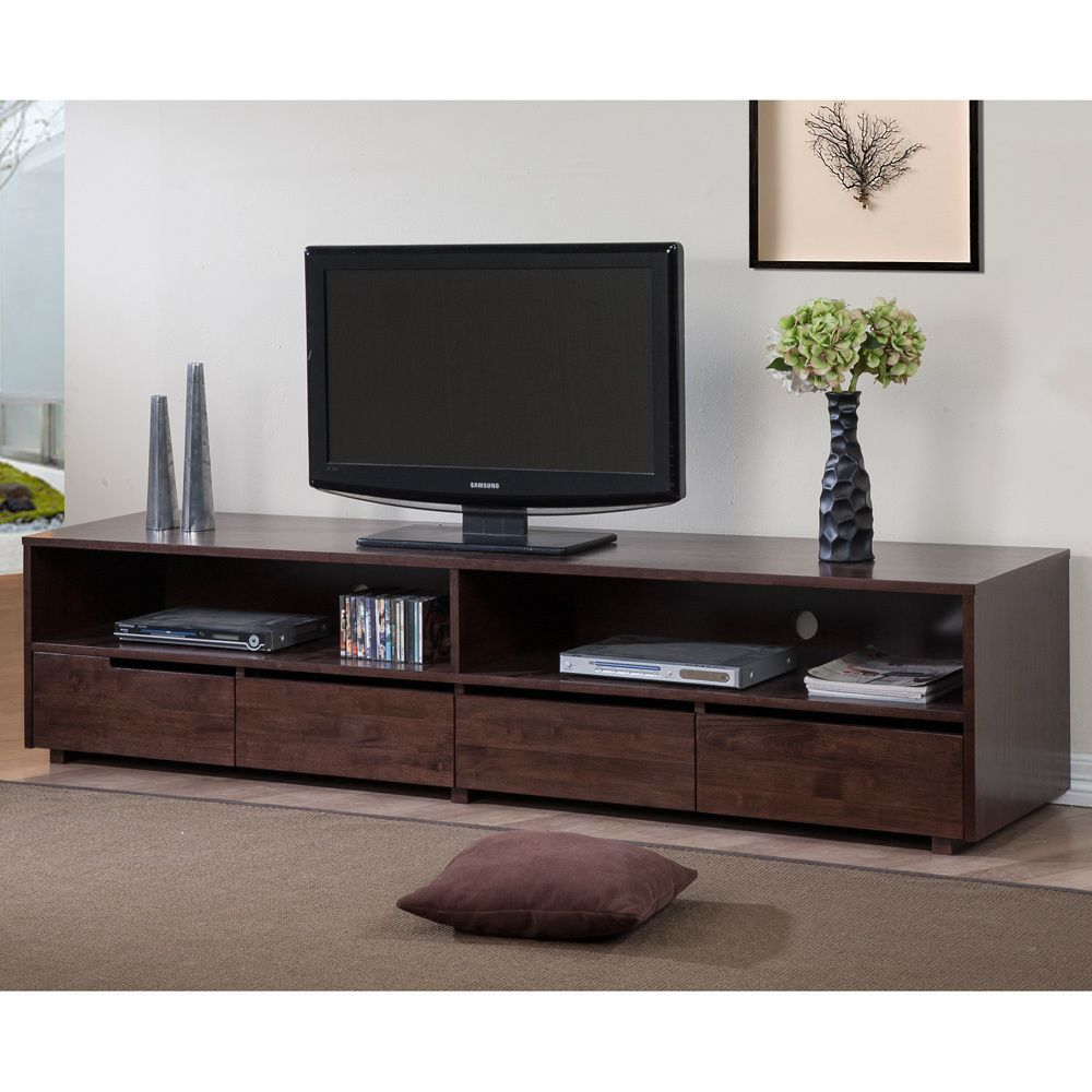 Jasper laine burke drawer entertainment center brown jasper