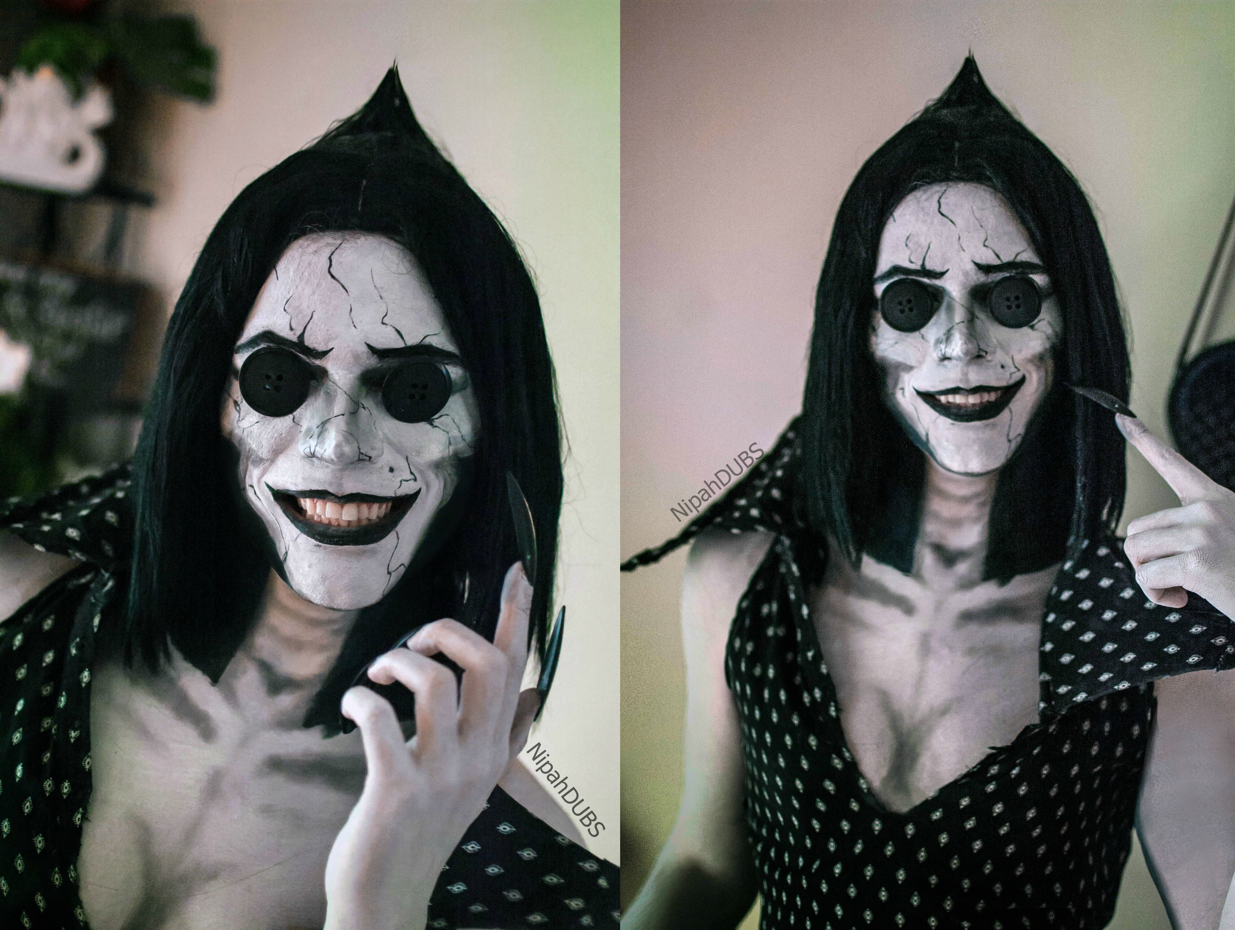[self] My Other Mother cosplay from Coraline cosplay http