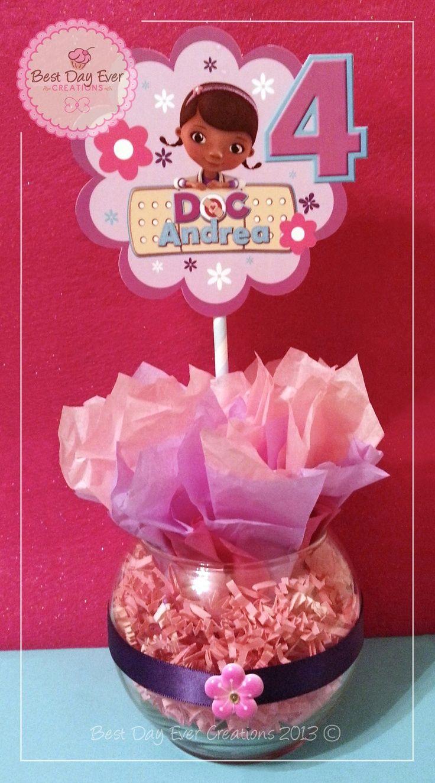 Doc McStuffins Birthday Party Ideas | 4th birthday party | Pinterest ...