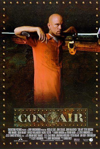 Conair Movie Poster Air Movie Action Movies Alternative Movie