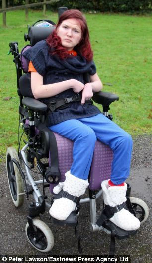 Severely Disabled Girl, 14, Forced To Fly 23,000 Mile -3716