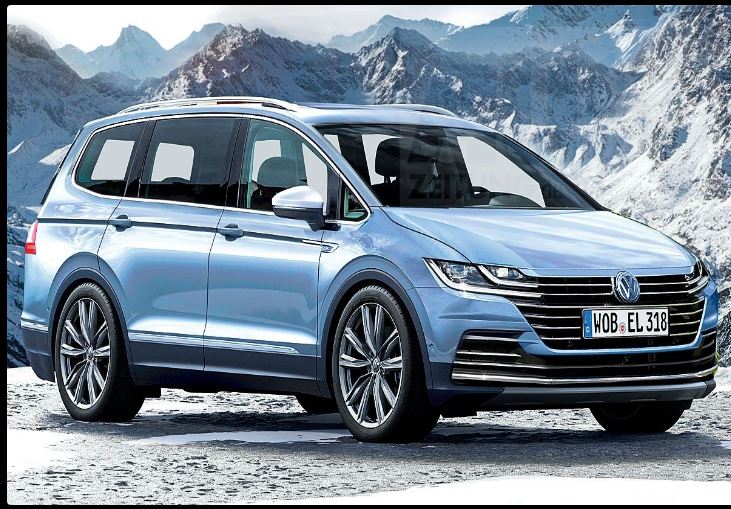 the 2019 volkswagen sharan offers outstanding style and technology