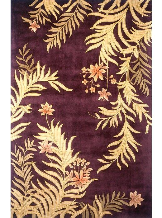 Momeni Harmony Plum Ha 03 Rug Rugs Hq Plum Rug Purple Rug Area Rug Decor