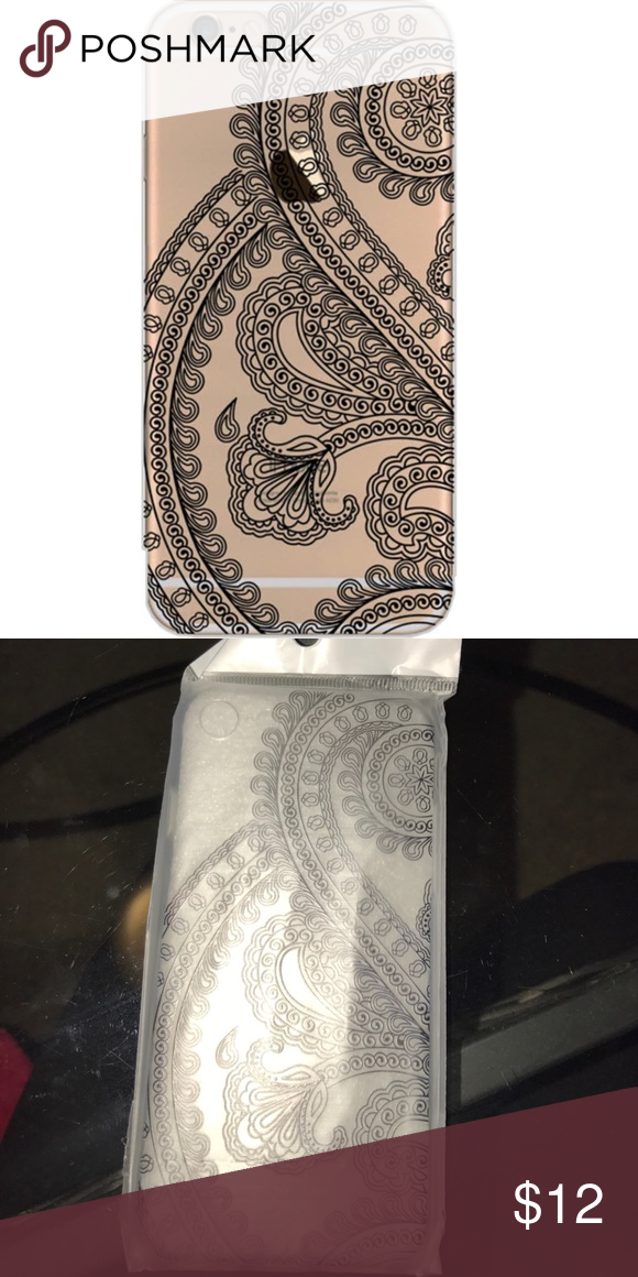 Iphone 7 Pattern Print Soft Phone Case Brand new in package! Accessories Phone Cases