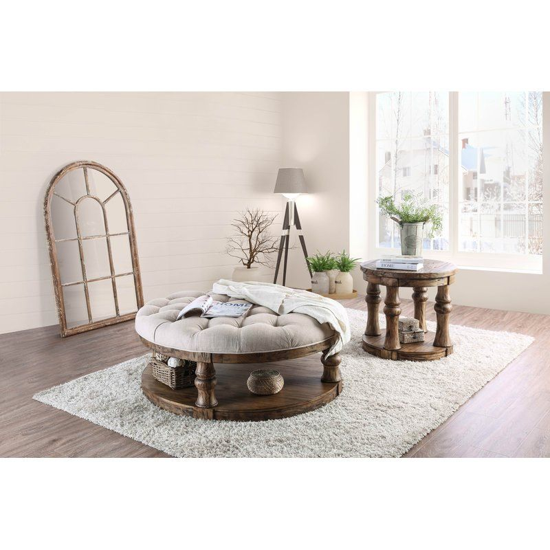 Amstel Floor Shelf Coffee Table With Storage Coffee Table