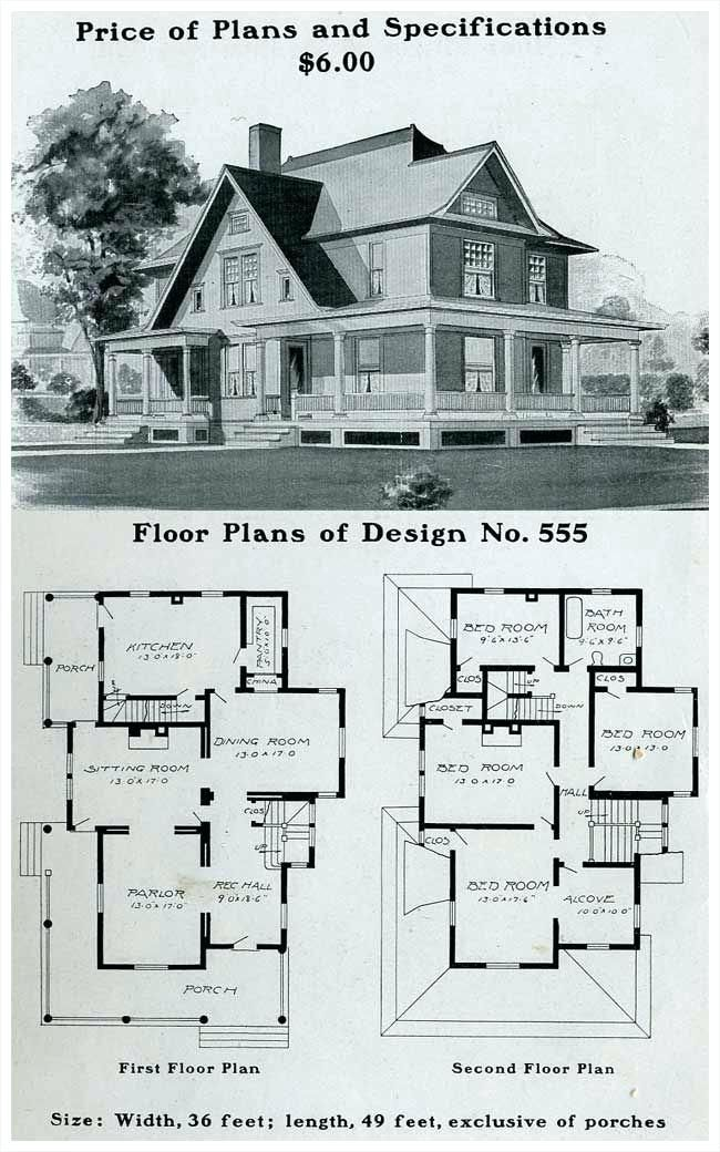 Old Time House Plans 7 Best Images About This Old House On Plans With Porches Wondrous Country Style House Plans Farmhouse Floor Plans Vintage House Plans