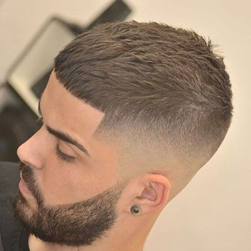 40 Cool Skin Fade Haircut Bald