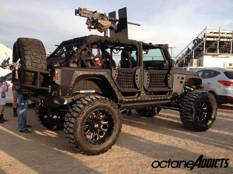 Speaks For Itself Trucks Badass Jeep Jeep