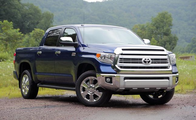 2016 Toyota Tundra to Come With Cummins Diesel For more click
