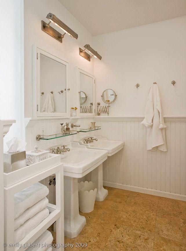 Cork Flooring In Bathroom Bathroom Contemporary With Bathroom Tile Floor Tile Eclectic Bathroom Bathroom Lighting Classic Bathroom