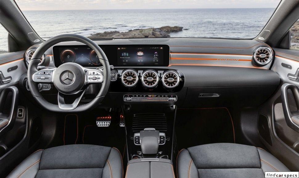 Mercedesbenz Cla Cla Coupe C118 Cla 220 190 Hp Dct
