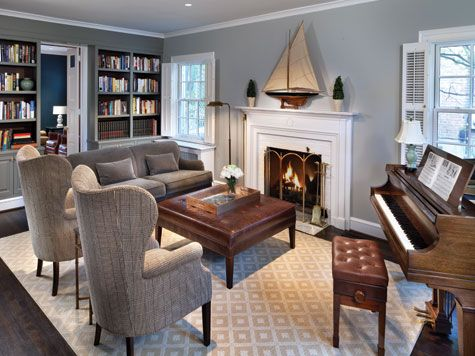 Labor Of Love Grand Piano Living Room Piano Living Rooms