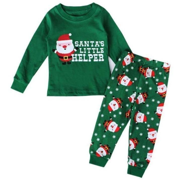 ff7babd5c Santa Little Helper Clothing Set