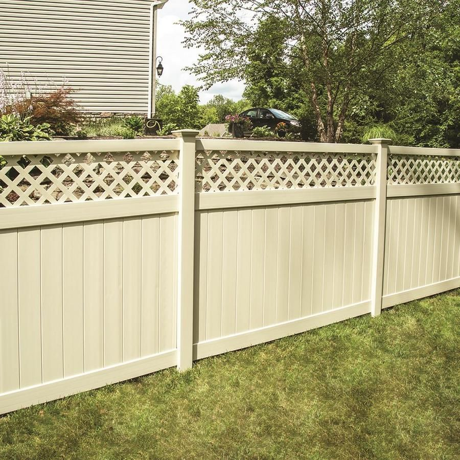 A Comprehensive Overview On Home Decoration In 2020 Vinyl Fence Panels Vinyl Fence Fence Panels