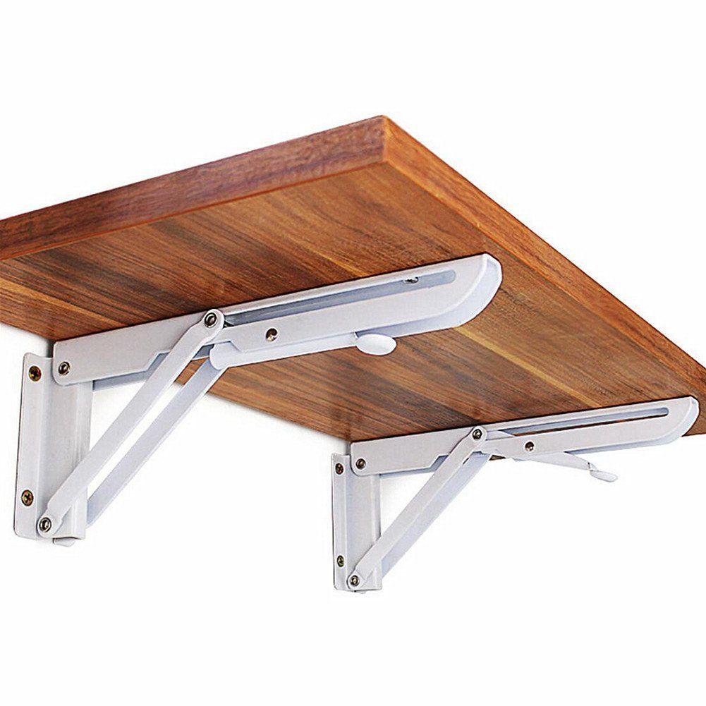 Amazonsmile douper heavy duty wall mounted folding shelf support